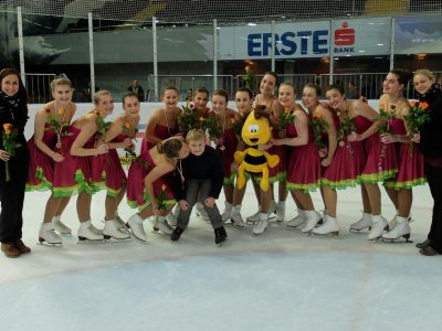 Ice Bees beim Mozart Cup-3
